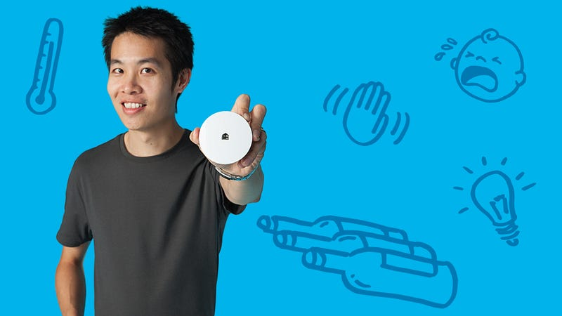 Illustration for article titled Sail Through Your Holiday Shopping with Help From Inventor, Denny Fong