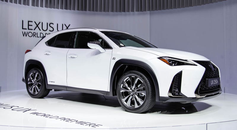 Illustration for article titled Lexus UX: There Was An Attempt ™