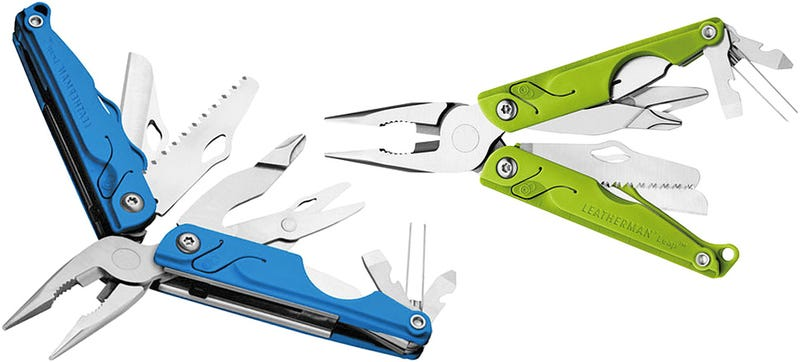 Illustration for article titled Leatherman Made a Multi-Tool For Younger Outdoor Enthusiasts