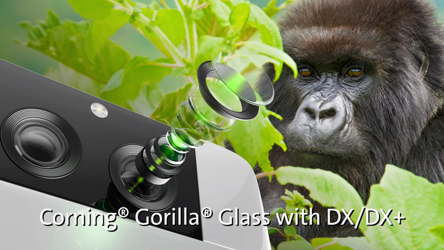 Corning Made a New Type of Gorilla Glass Just for Smartphone Cameras