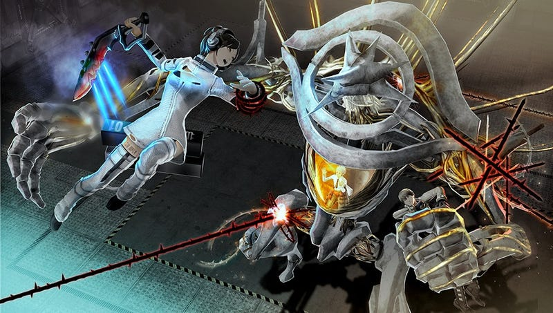 Illustration for article titled Freedom Wars: New Details and NA Trailer