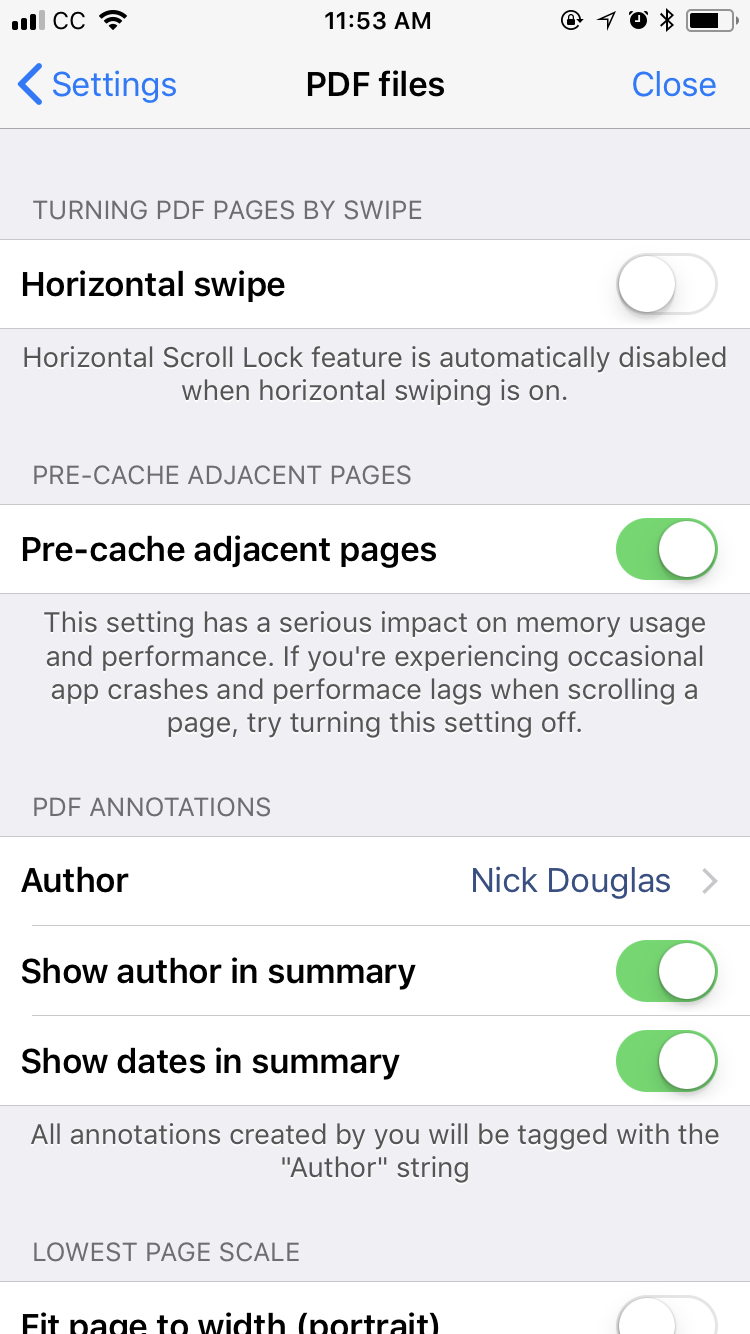 Read PDFs on Your Phone With GoodReader
