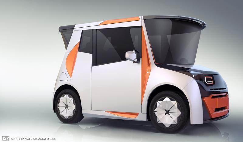Bangle Concept Car
