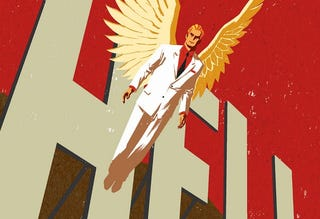 Illustration for article titled Lucifer Returns to Vertigo (And More)