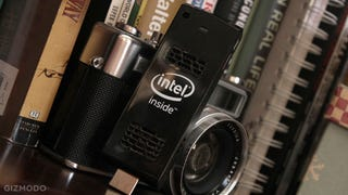 Illustration for article titled Intel's Cheap Windows PC TV Dongle Is About To Get Way Better