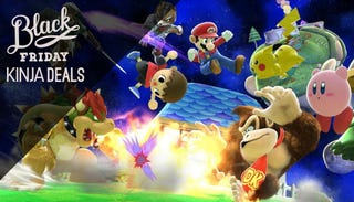 Illustration for article titled Super Smash Bros. Wii U Gets a $10 Discount