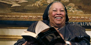 Toni Morrison (Patrick Kovarik/AFP/Getty Images)
