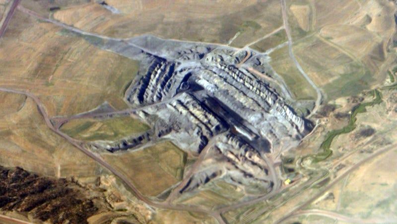 The Kayenta Mine in 2008