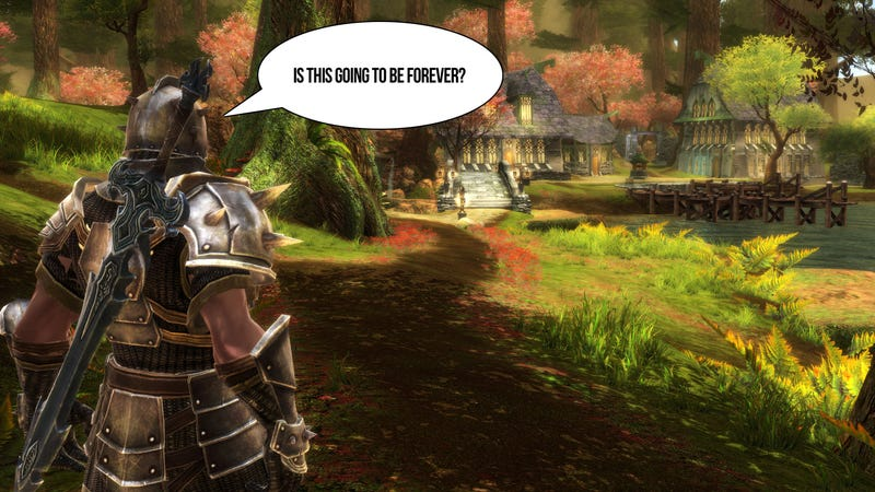 Illustration for article titled Is More Than 200 Hours of Kingdoms of Amalur Too Much Reckoning?