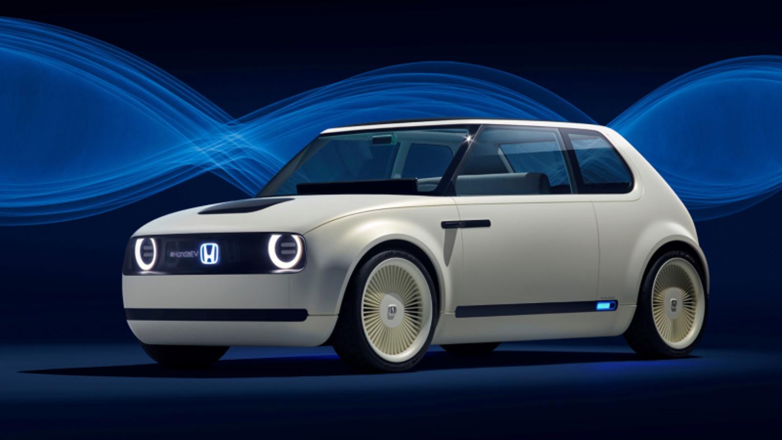 Honda Will Build A Version Of Its Amazing Retro Futuristic