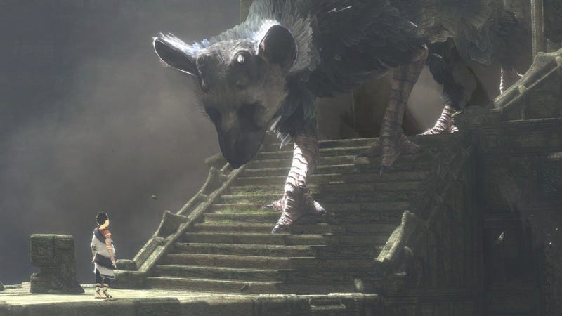 "Illustration for article titled Sony Is ""Waiting For The Right Time"" To Show The Last Guardian"