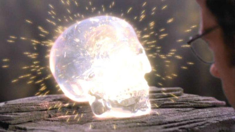 Illustration for article titled Stargate: SG-1 Rewatch - Season 3, Episode 21Crystal Skull& Episode 22Nemesis
