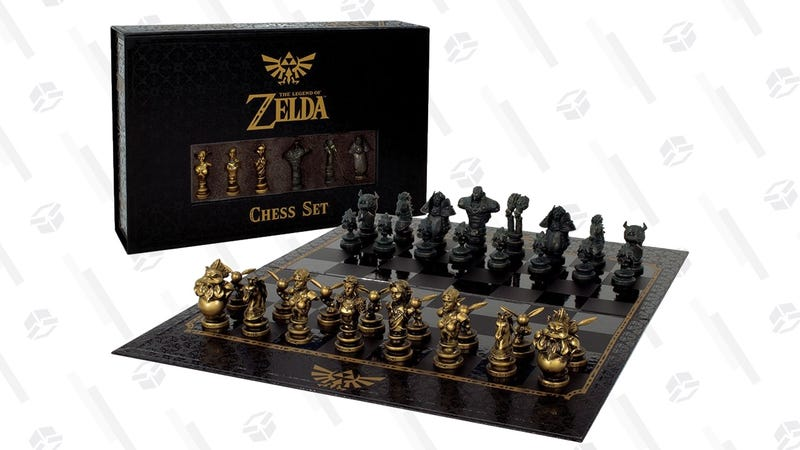 Legend of Zelda Chess | $40 | Amazon
