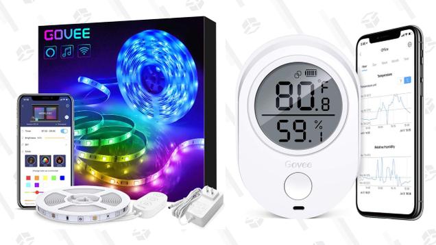 Govee Smart Home Gold Box | Amazon
