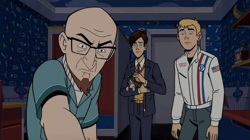 Illustration for article titled The Venture Bros. are coming back this summer