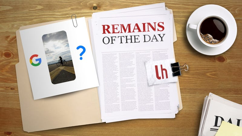 Illustration for article titled Remains of the Day: Google to Announce New Smartphones on October 4th