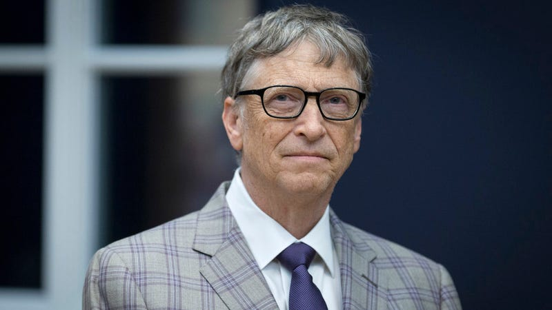 Bill Gates. Image: Getty