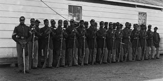 4th United States Colored Infantry (Library of Congress)