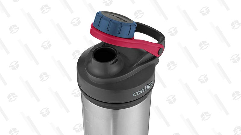 Pick Up This Contigo Shaker Bottle For Just $6 Today