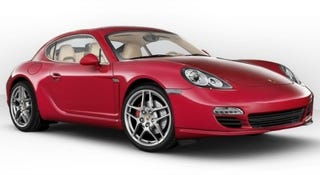 Illustration for article titled 12-Year-Old Designs Better Porsche Than Porsche