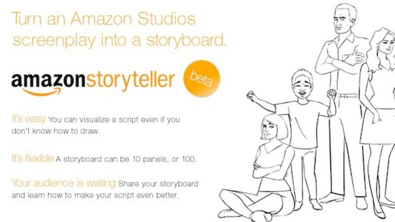 Illustration for article titled Amazon to automate movie storyboarding as part of ongoing plan to render humans obsolete