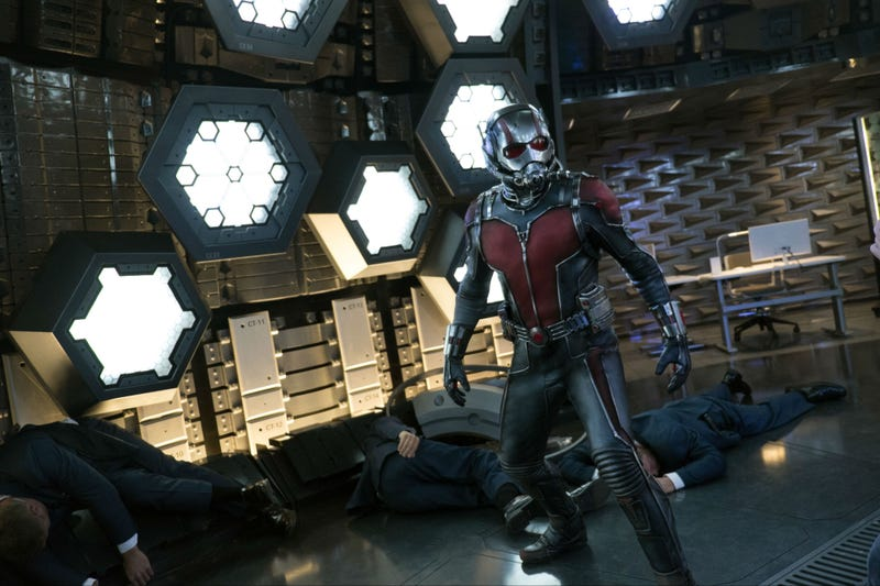Illustration for article titled Ant-Man Has Two Credits Scenes For Fans To Speculate About