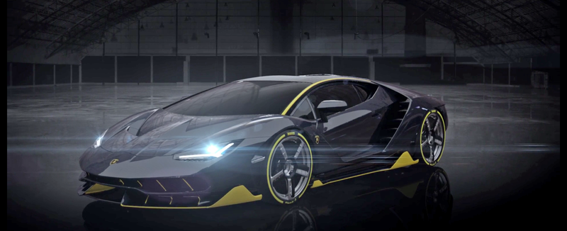 The Lamborghini Centenario Makes 770 Hp And Does 0 60 In 2 8 Seconds
