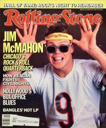 Illustration for article titled Is Jim McMahon's Brain The NFL's Worst Public-Relations Nightmare Or Best Apologist?