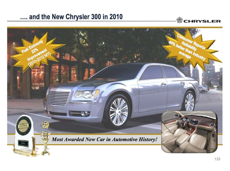 Illustration for article titled 2010 Chrysler 300C: Imaginary Hotness