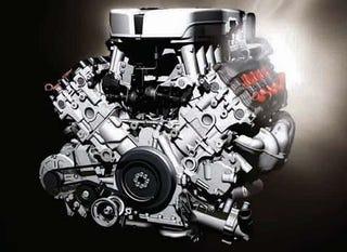 Illustration for article titled Engine Of The Day: Audi 4.2 V8