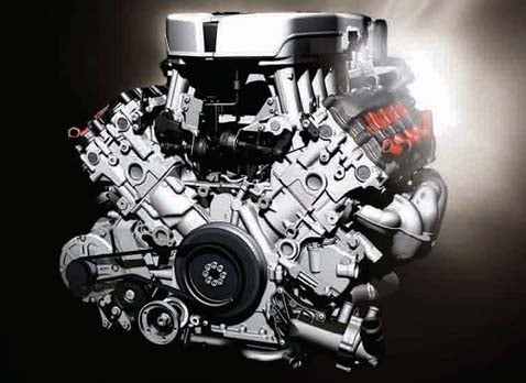 engine of the day audi 4 2 v8 Audi S6 V8 4.2 Engine while the general may be king of the pushrod v8, those yurpeans have cooked up some pretty good overhead cam competition