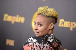 Actress Raven-Symoné attends the premiere of Fox's Empire at ArcLight Cinemas Cinerama Dome Jan. 6, 2015, in Hollywood, Calif. Jason Kempin/Getty Images