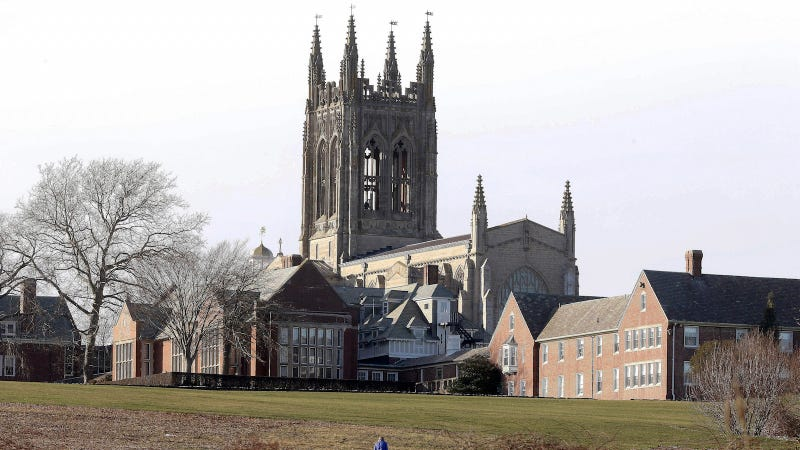 Elite prep school agrees to settle up to 30 sex abuse claims