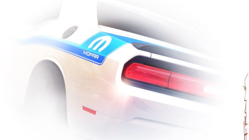 Illustration for article titled Chrysler Group LLC Gives Sneak Peek of New Mopar '14