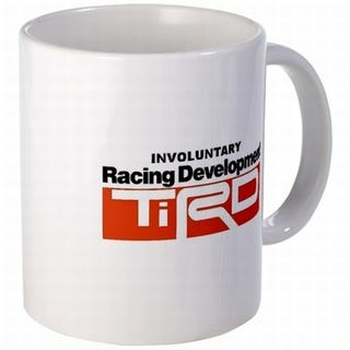Illustration for article titled TiRD-Covered Mugs Commemorate Toyotapocalypse