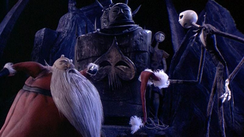 the nightmare before christmas - What Year Did Nightmare Before Christmas Come Out