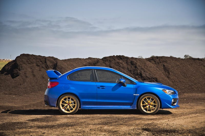 Illustration for article titled i fixed up the 3/4STi a bit