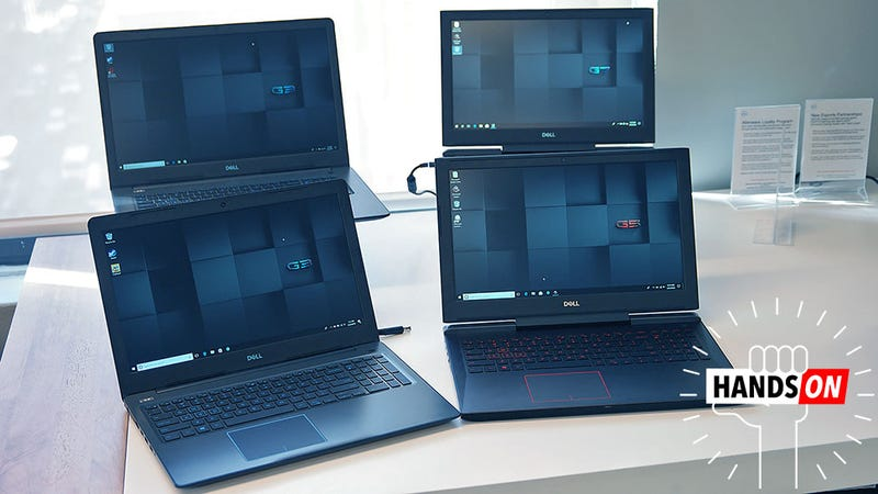 Dell's Renamed Low-Cost Gaming Laptops are Thinner and Faster Than