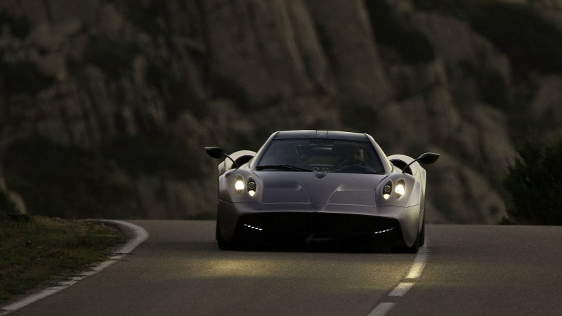 Illustration for article titled If You Had 24 Hours With A Huayra Where Would You Go?