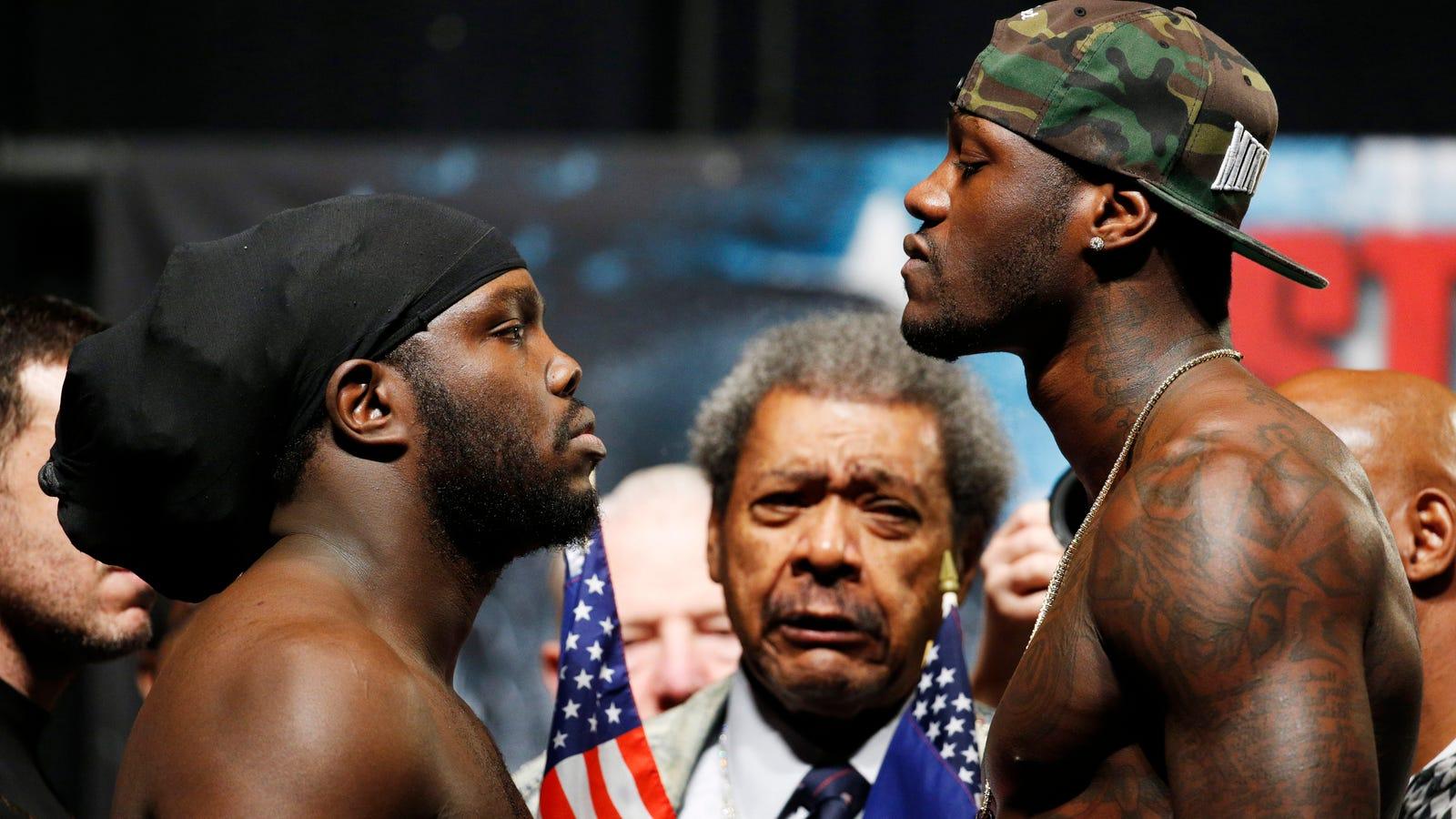 boxing tonight - photo #37