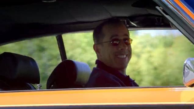 Jalopnik Comedians In Cars Getting Coffee