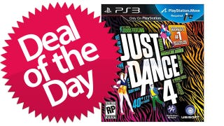 Illustration for article titled Just Dance 4 Is Your Just-Dance-Privately Deal of the Day
