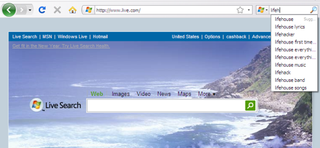 Illustration for article titled Official Microsoft Live Search Extension Comes to Firefox