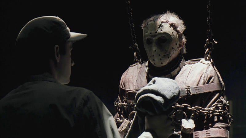 A still from Jason X.