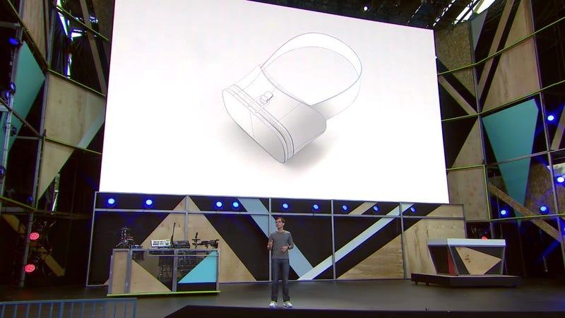 Illustration for article titled Daydream es la nueva realidad virtual de Google, y va mucho más allá de unas gafas VR