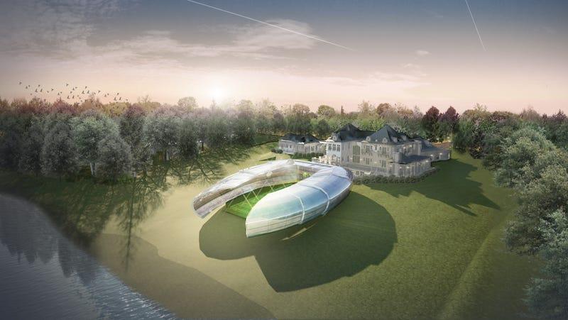 The $30 Million Backyard Stadium You've Always Wanted Has ...