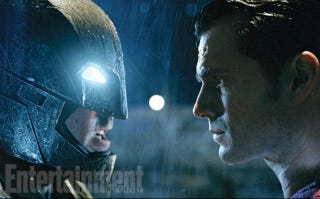 Illustration for article titled The First Photos From Batman v Superman: Dawn of Justice Are Here