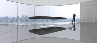 Illustration for article titled Magnetic Floating Bed: Oh. Your. God.