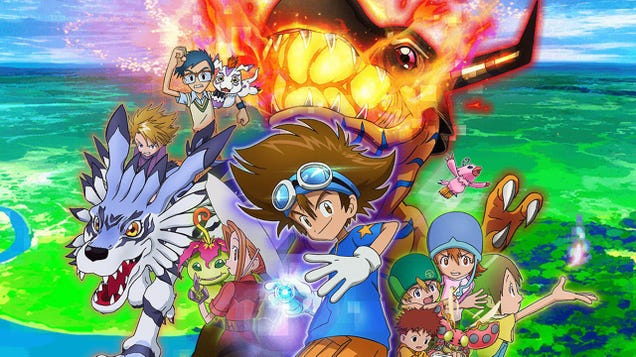 Digimon Adventure s Hard Reset Is Key to the Franchise s Evolution