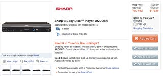 Illustration for article titled Dealzmodo: Two Sub-$200 Blu-ray Players, No Catches or Rebates